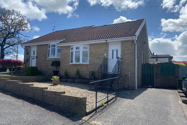 Thumbnail Semi-detached bungalow for sale in Chester Close, New Inn, Pontypool