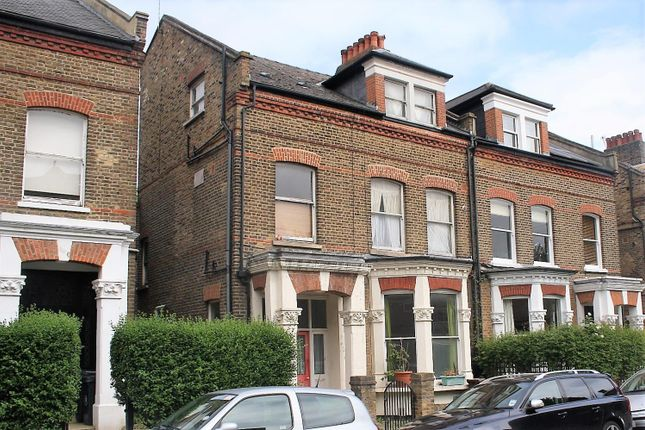 Thumbnail Flat for sale in Princess Crescent, London