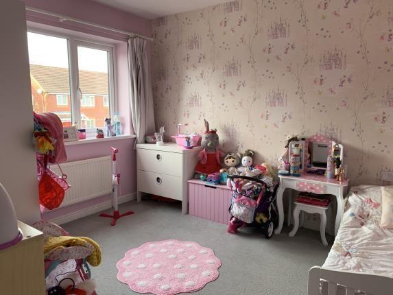 Bedroom Two of Honeycomb Way, Northfield, Birmingham, West Midlands B31