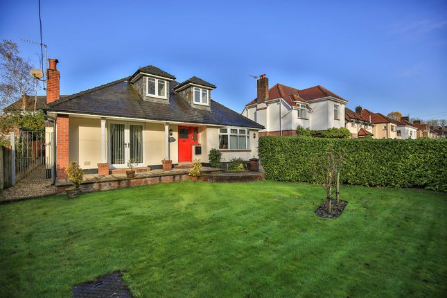 Thumbnail Detached bungalow for sale in Pantmawr Road, Pantmawr, Rhiwbina, Cardiff