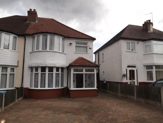Thumbnail Semi-detached house for sale in Masters Lane, Halesowen, Birmingham, West Midlands