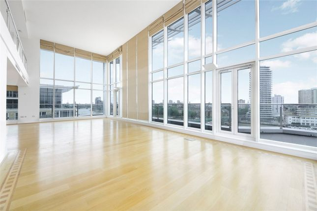 Thumbnail Flat to rent in Imperial Wharf, Harbour Reach, The Boulevard, Imperial Wharf