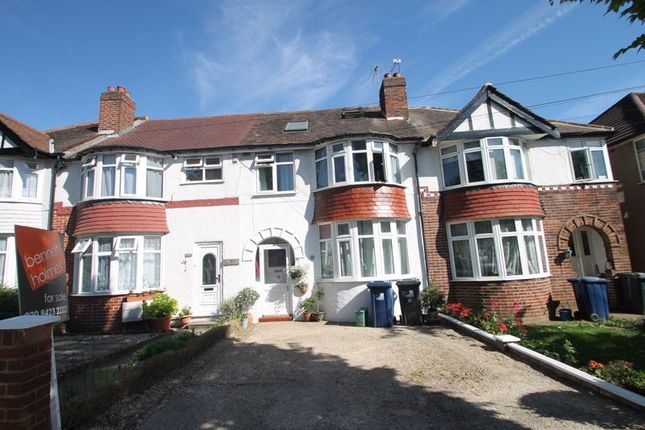 Thumbnail Terraced house for sale in Carr Road, Northolt