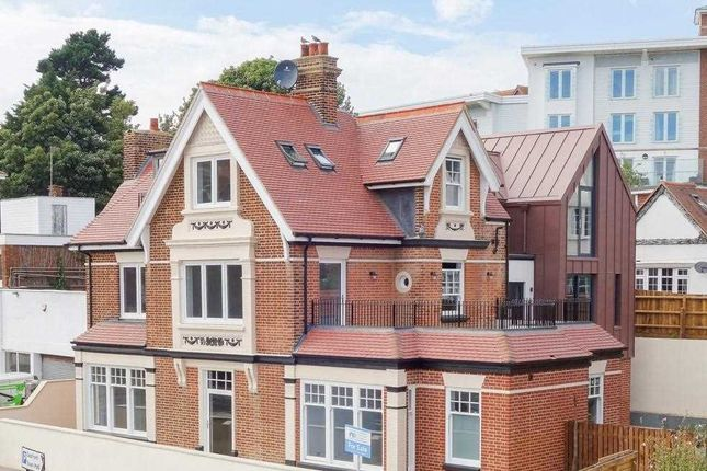 Thumbnail Flat for sale in Alexandra House, 41 Undercliff Road West, Felixstowe