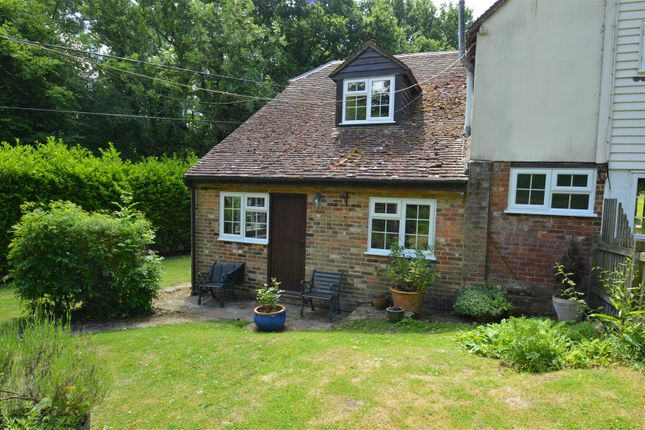 Thumbnail Semi-detached house to rent in Pearsons Green Road, Brenchley, Tonbridge