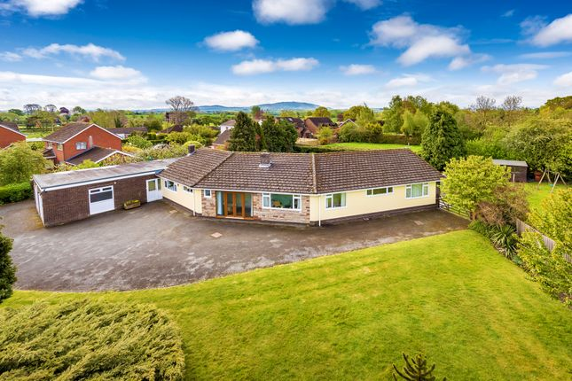 Thumbnail Detached bungalow for sale in Tern Lodge, Longdon-Upon-Tern, Telford