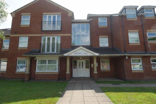 Thumbnail Flat to rent in Groby Road, Leicester