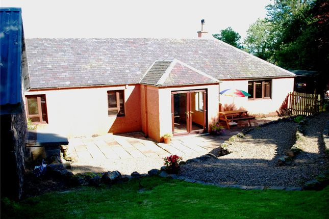 Thumbnail Detached house to rent in Stable Cottage, South Branchal, Bridge Of Weir