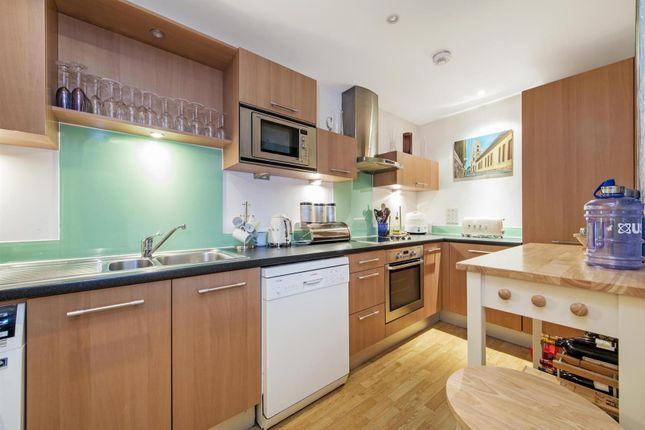 Kitchen of 9 Albert Embankment, Vauxhall, London SE1