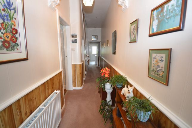 Thumbnail End terrace house for sale in Hillside Place, Newmilns