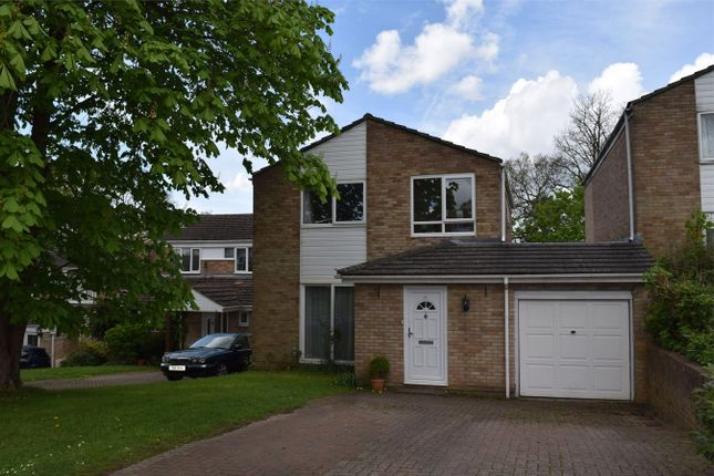 Thumbnail Link-detached house for sale in Warren Rise, Frimley, Surrey