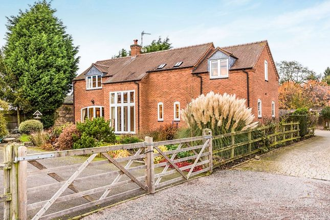 Thumbnail Detached house for sale in Main Street, Stapleton, Leicester