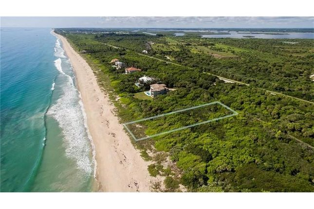 Thumbnail Land for sale in 11900 Seaview Drive, Vero Beach, Florida, 11900, United States Of America