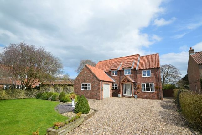 Thumbnail Detached house for sale in Low Mill Court, Westgate, Thornton Dale, Pickering