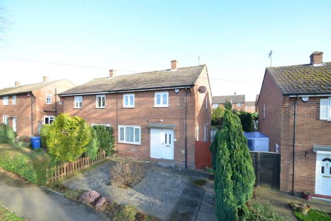 Thumbnail Semi-detached house to rent in Pytchley Road, Kettering