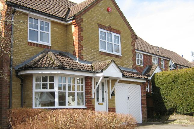 Thumbnail Detached house to rent in Wisbech Way, Hordle Lymington