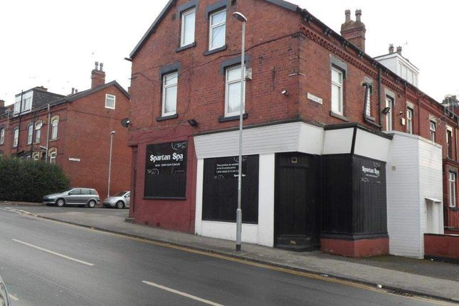 Thumbnail Commercial property for sale in 72 Bayswater Road, Leeds