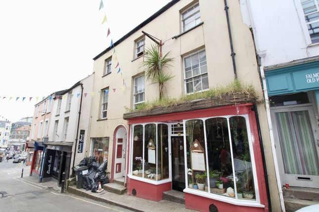 Thumbnail Terraced house for sale in High Street, Falmouth