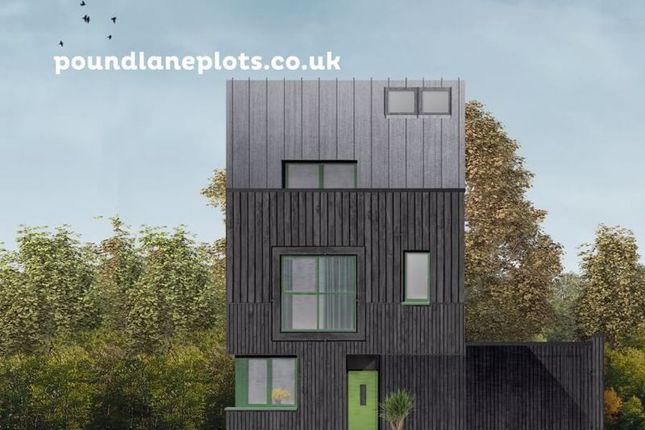 Thumbnail Land for sale in Plot 3, Pound Lane, Basildon