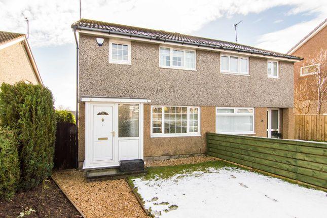 Thumbnail Semi-detached house for sale in Eskbank Road, Bonnyrigg, Midlothian