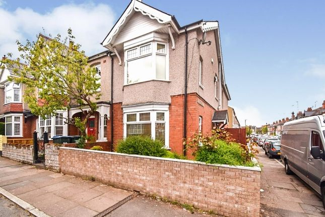 Thumbnail Terraced house for sale in Beaconsfield Road, Stoke, Coventry