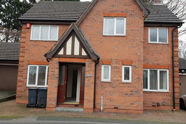 Thumbnail Detached House To Rent In Sycamore Crescent Erdington Birmingham