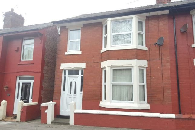 Thumbnail Terraced house to rent in Seafield Road, Orrell Park