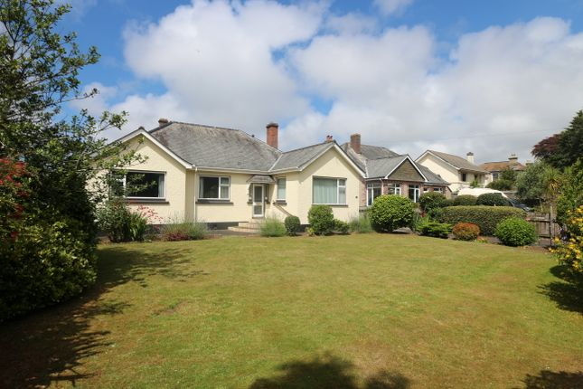 Thumbnail Detached bungalow for sale in Pendarves Road, Camborne