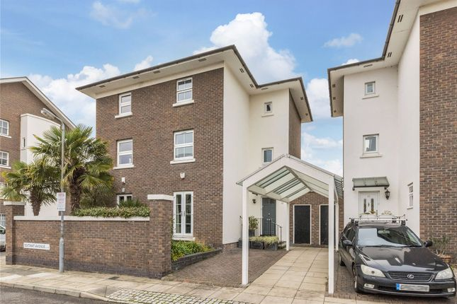 Thumbnail Semi-detached house for sale in Sextant Avenue, Isle Of Dogs, London
