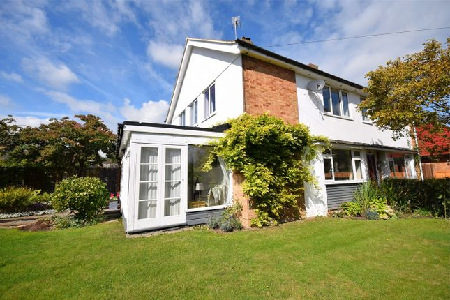 3 bed semi-detached house for sale in Knighton Road, Otford, Sevenoaks, Kent