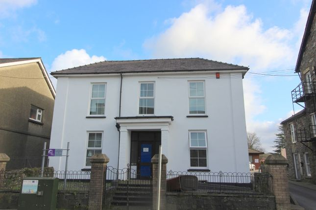 Thumbnail Commercial property for sale in 19 Bridge Street, Lampeter