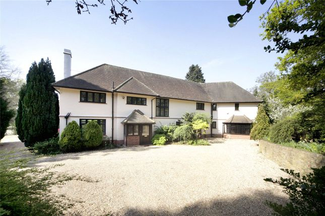 Thumbnail Detached house to rent in Park Road, Stoke Poges, Buckinghamshire
