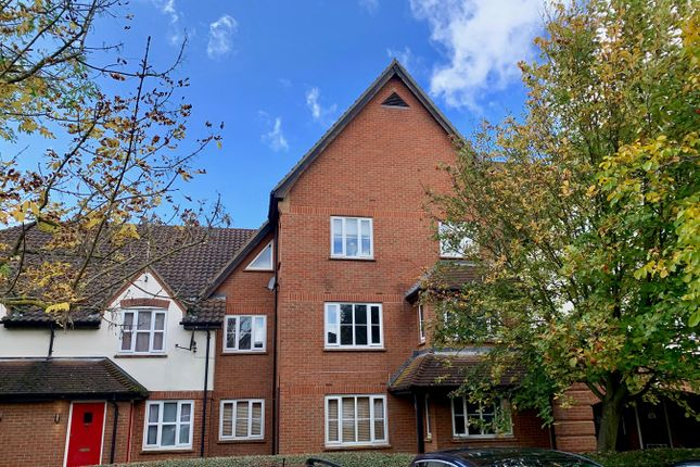 Thumbnail 1 bed flat for sale in Jeffcut Road, Chelmer Village, Chelmsford