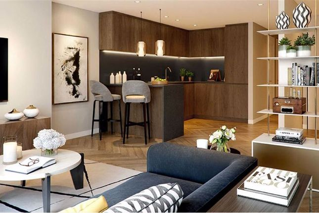 1 bed flat for sale in Landmark Square, London E14