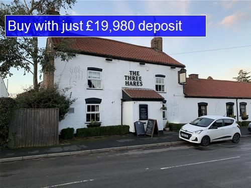 Thumbnail Hotel/guest house for sale in Main Street, Bilbrough, York