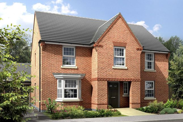 """Thumbnail Detached house for sale in """"Winstone"""" at Birmingham Road, Bromsgrove"""
