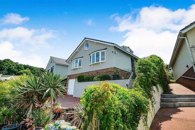 Thumbnail Bungalow for sale in Fern Road, Aller Park, Newton Abbot
