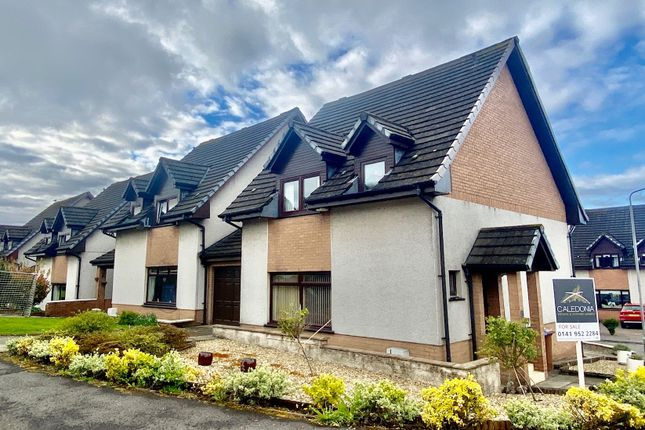 Thumbnail Link-detached house for sale in Braidfield Grove, Hardgate, West Dunbartsonshire