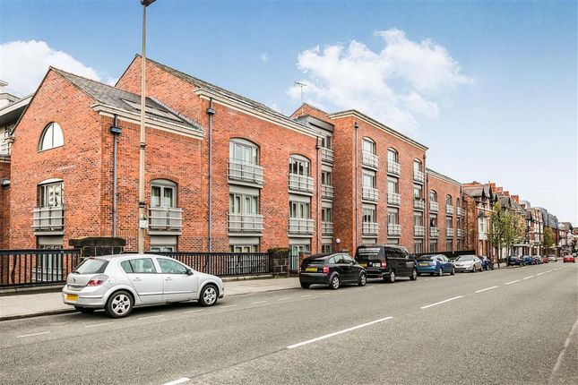 Thumbnail Flat to rent in City Road, Chester