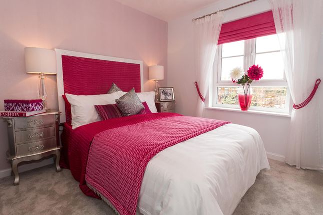 """Thumbnail Semi-detached house for sale in """"Brodie"""" at Red Deer Road, Cambuslang, Glasgow"""