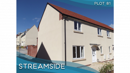 Thumbnail Semi-detached house for sale in Plot 81, Dukes Way, Axminster