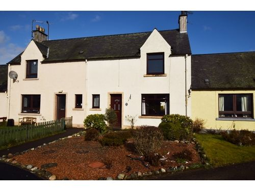 Thumbnail Terraced house to rent in Park Drive, Blairgowrie