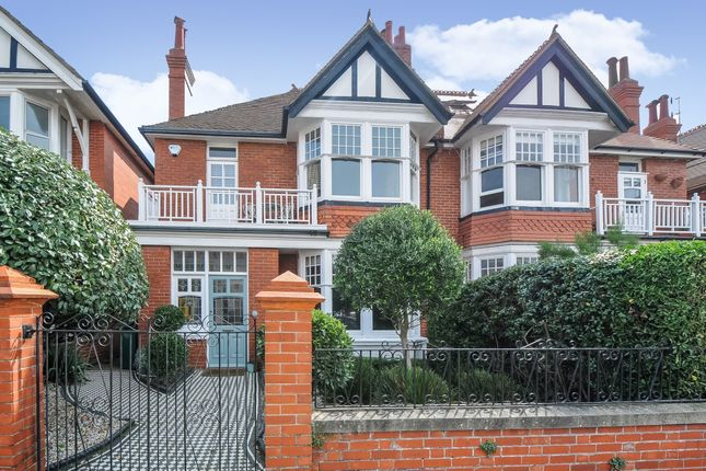 Thumbnail Semi-detached house to rent in Aymer Road, Hove