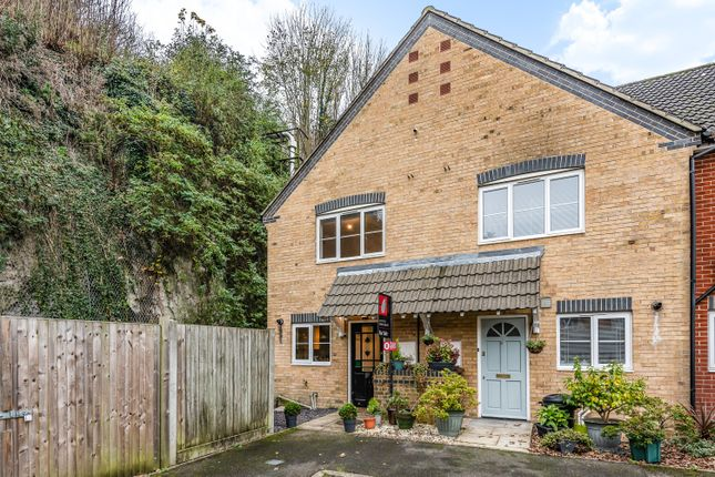2 bed end terrace house for sale in Oliver Twist Close, Borstal, Rochester ME1