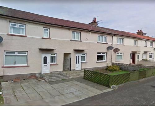 Thumbnail Terraced house to rent in Central Avenue, Ardrossan