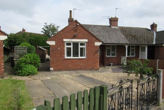 Thumbnail Semi-detached bungalow to rent in Holly Close, Lincoln