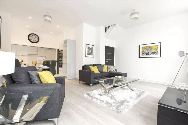 Thumbnail Semi-detached house for sale in 1 Huntley Close, London