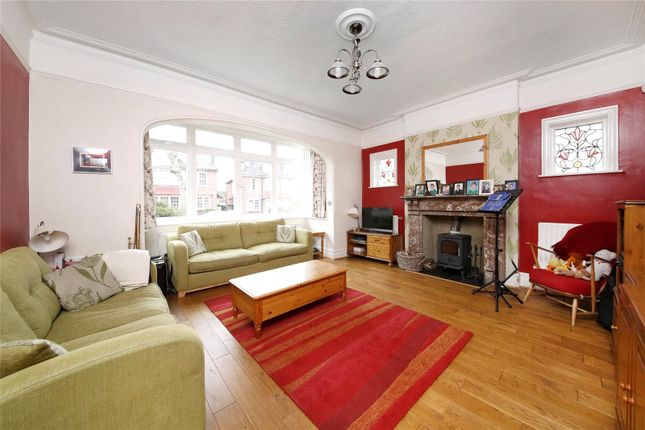 Thumbnail Semi-detached house for sale in Northampton Road, Addiscombe, Croydon
