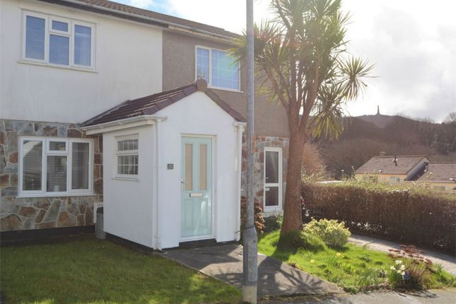 Thumbnail Terraced house for sale in South Park, Redruth