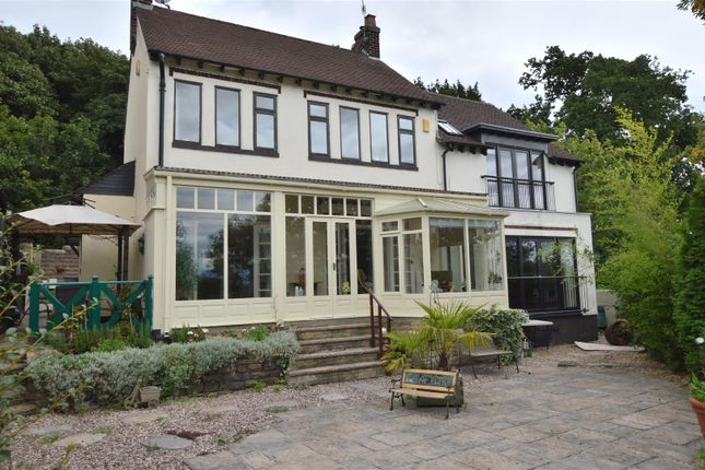 Thumbnail Detached house for sale in Red Lane, Milford, Belper